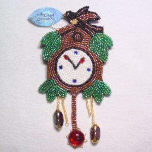 A. Chael Original Cuckoo Clock Pin
