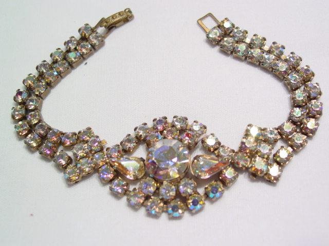 Beautiful Aurora Borealis Bracelet