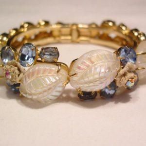 Shell Stone Clamper Bracelet