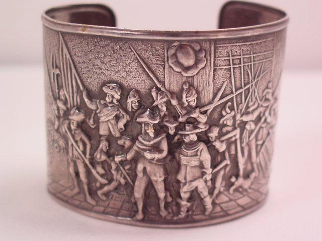 Spritzer & Fuhrmann Battle Cuff Bracelet