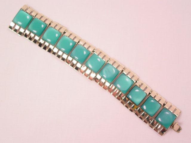 Green Moonglow Bracelet
