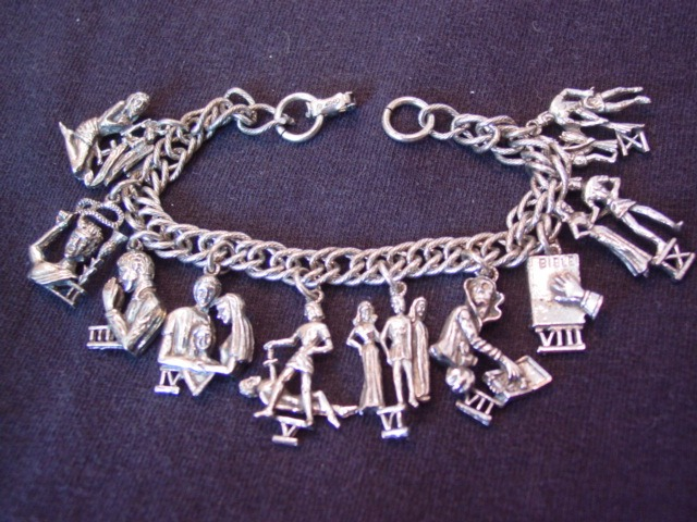 Coro 10 Commandments Bracelet