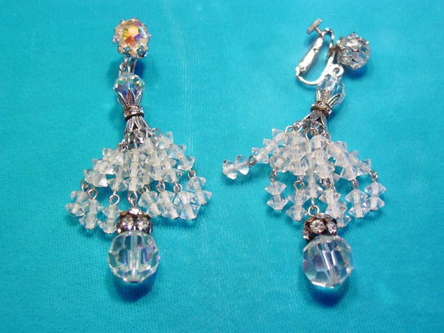 Vendome Chandelier Earrings
