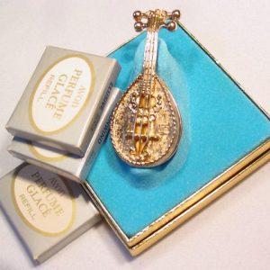 Avon Perfume Sachet Mandolin