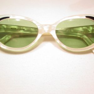 Bifocal White Pearlized Sunglasses
