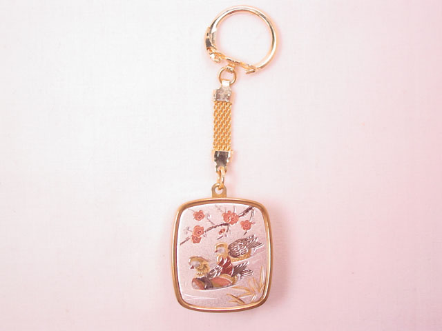 Art of Chokin Musical Duck Keychain in the Original Box