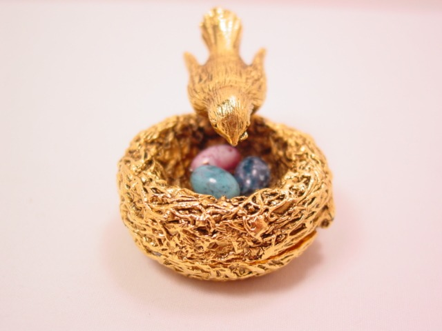 Max Factor Nesting Bird Perfume Sachet