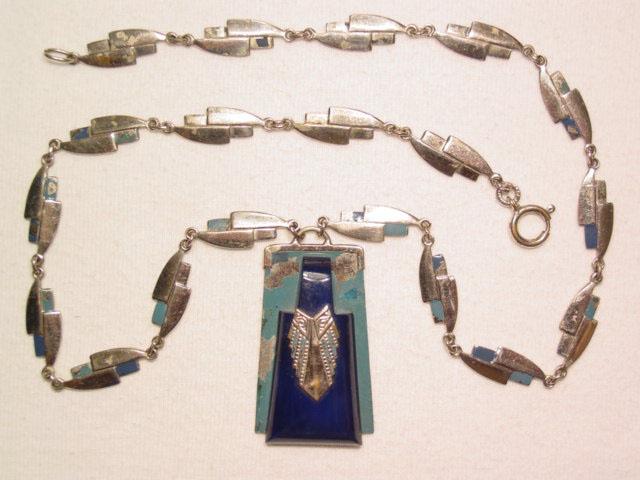 Art Deco German Necklace