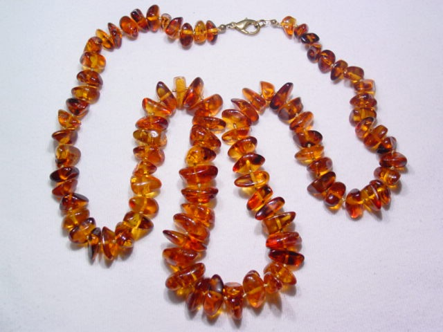 Real Amber Necklace