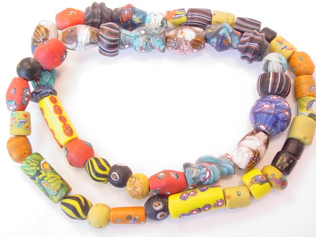 Trade Beads Necklace